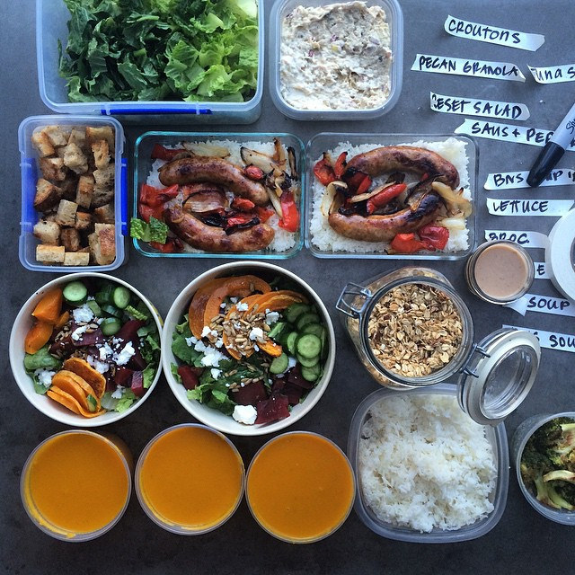 3 reasons why meal prep is the key to a successful fitness journey
