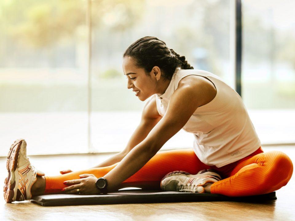 wellness stretching